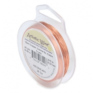 28 Gauge Artistic Wire cuivre