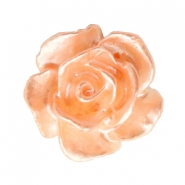 Perles roses 10mm blanc-fresh peach pearl shine