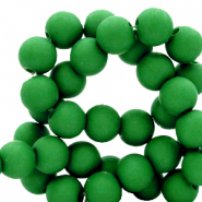 Perles acryliques 6mm Vert sapin