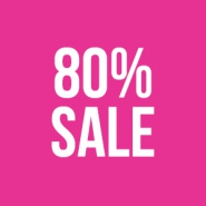 Promotions Soldes Outlet -80%