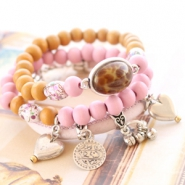 Sets d'inspiration Des bracelets avec des articles du SUMMER SALE