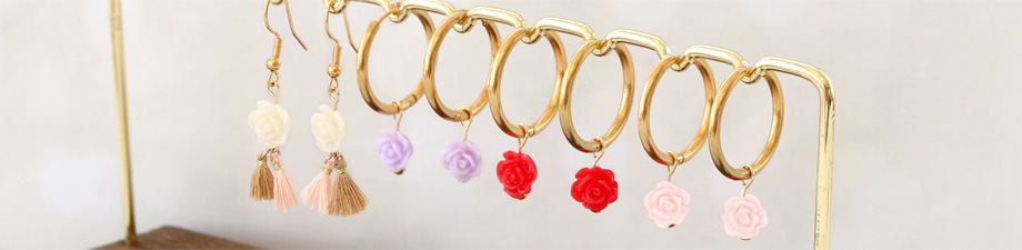 Nouvelle collection de perles roses !